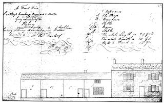 Mr Thos Scowcroft's House 1793