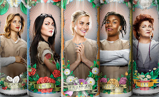 Póster promocional Orange Is The New Black