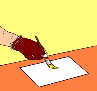applicare-colla-carta-da-parati-su-pezza