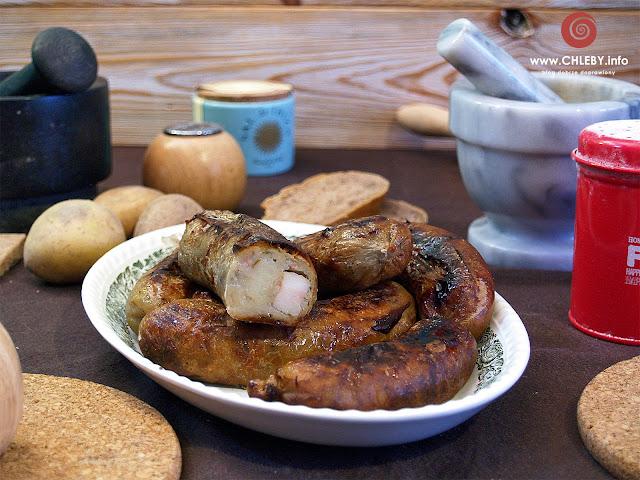 Kuchnie świata #4: Kiszka ziemniaczana - kuchnia białoruska