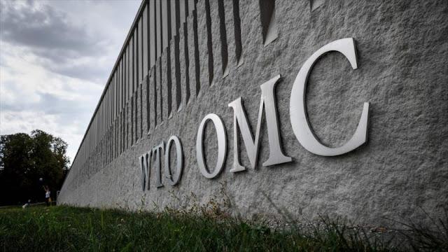 OMC reduce a 3,9% estimación de crecimiento de comercio en 2018