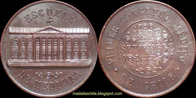 Primer Congreso de Medicina Universidad de Chile