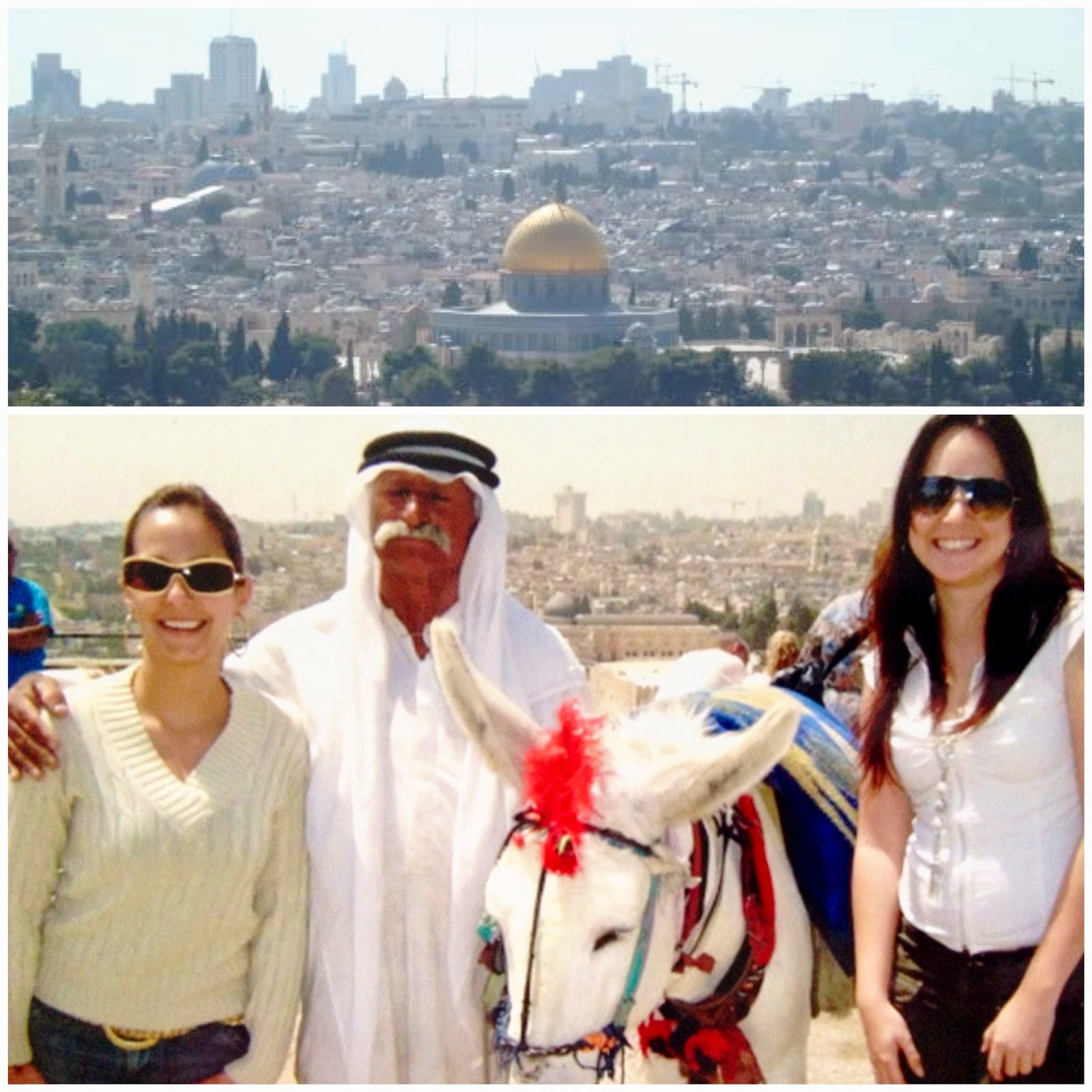 Minha experincia em Israel