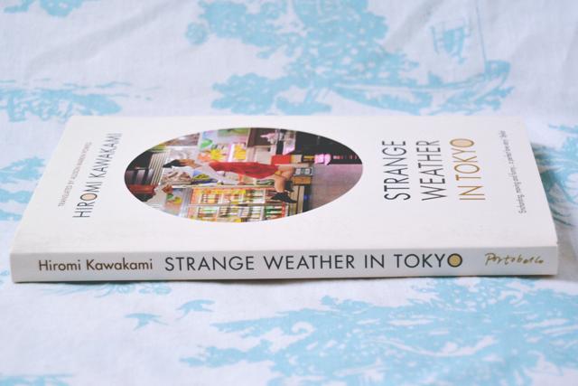 Strange Weather in Tokyo Hiromi Kawakami Book Blogger Review