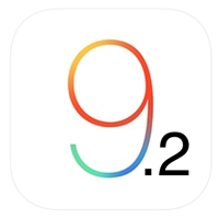 iOS version 9.2 Released 1