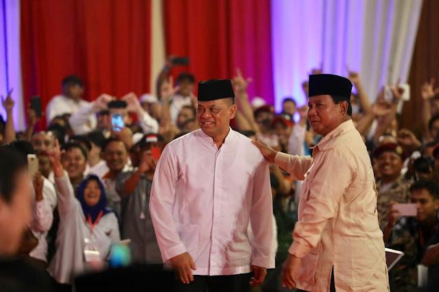 Dukungan Gatot Nurmantyo Ke Prabowo-Sandi Kejutan di Luar Dugaan