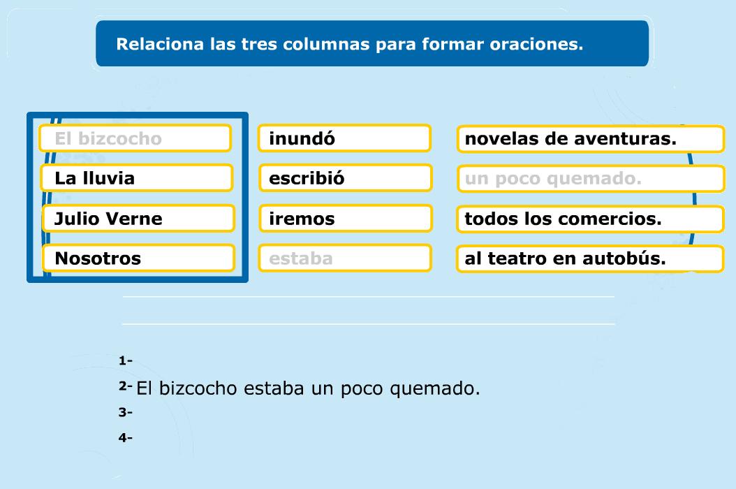 http://www.primerodecarlos.com/TERCERO_PRIMARIA/octubre/Unidad2/actividades/lengua/la_oracion/inicio.swf