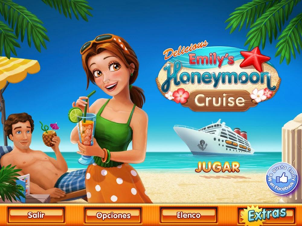 Emilys Honeymoon Cruise Jugar Online
