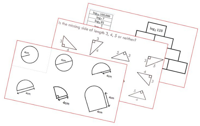 2 Mysteries Thanks To Richard Perring LearningMaths For Sharing A Couple Of Great Maths Mystery Activities