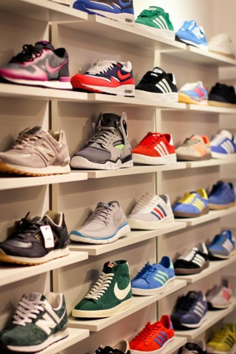 Vans Shoe Store Las Vegas