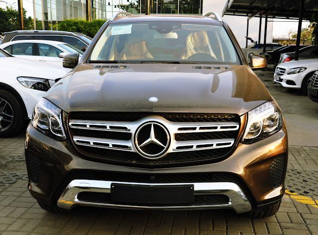 Động cơ Mercedes GLS 400 4MATIC vận hành êm ái, tiết kiệm nhiên liệu