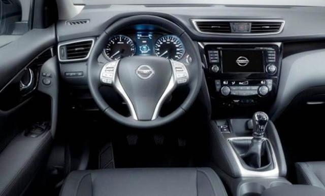 2017 Nissan Qashqai Redesign