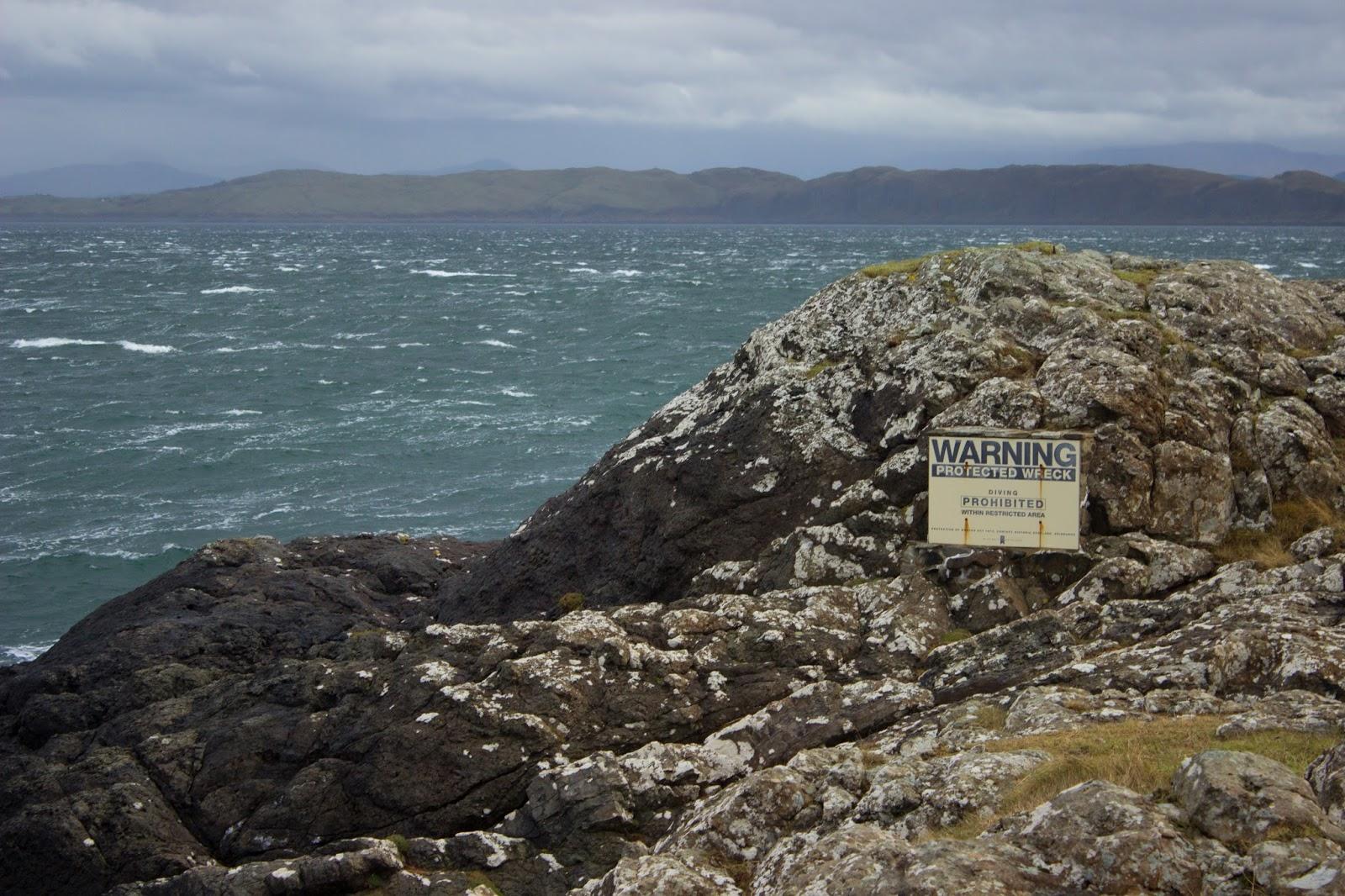 sea isle of mull scotland