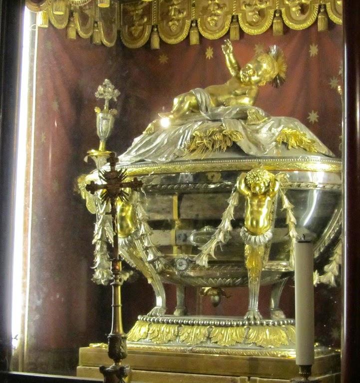 Η Αγία Φάτνη του Χριστού http://leipsanothiki.blogspot.be/
