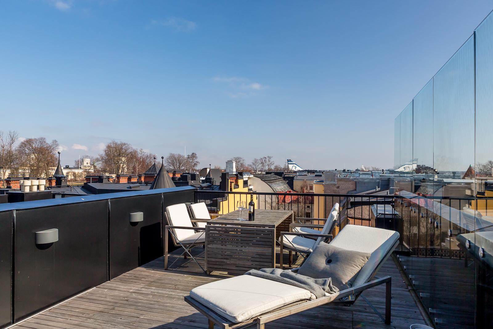 HELSINKI DESIGN Nordic Chic Penthouse In Helsinki