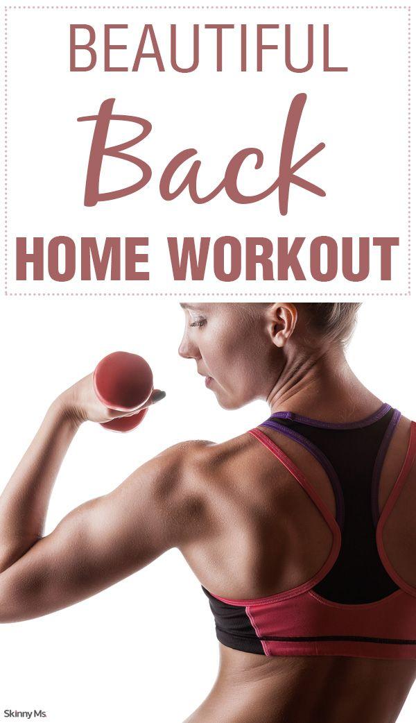 Beautiful Back Home Workout