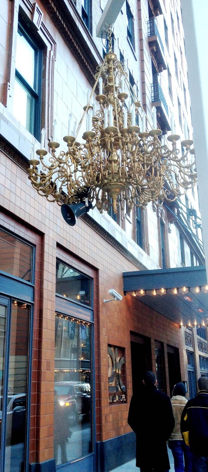 Entertaining Views From Cincinnati: 21c Museum Hotel