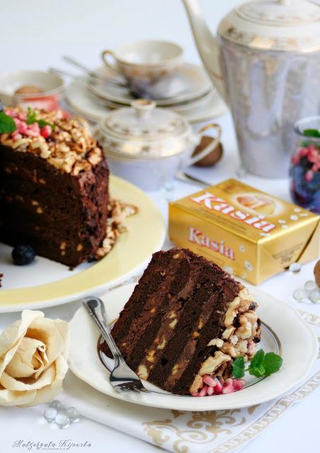 tort mocno czekoladowy, daylicooking