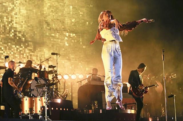 13 de Outubro - Florence And The Machine no Austin City Limits