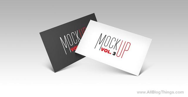 Top 10 Business Cards Mockups Free Download PSD Hi-Resolution