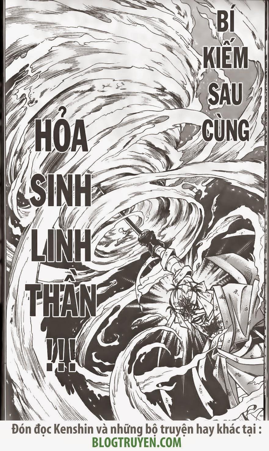 Rurouni Kenshin chap 143 trang 15