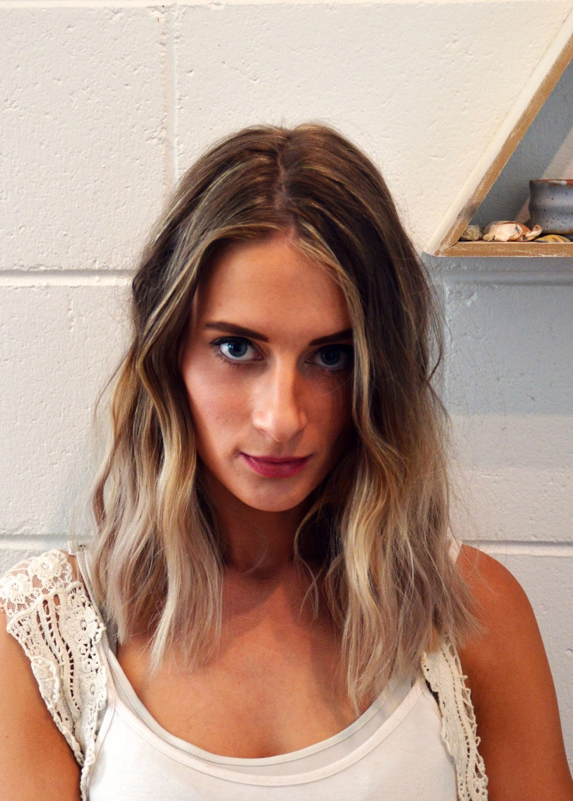 3 Stylish Ways To Style A Lob Long Bob The Daily Luxe
