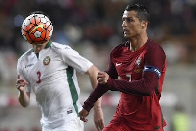Soccer - Euro 2016 : Portugal Desperate for Win Over Hungary