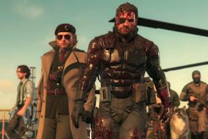 Metal Gear Solid 5 el mejor juego de estilo Militar