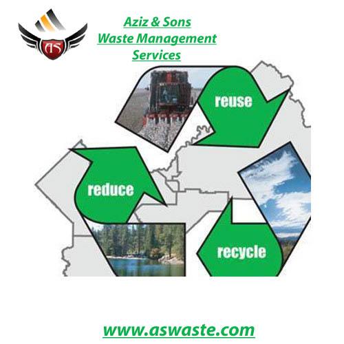 Waste Management Services : Aziz sons waste management service december