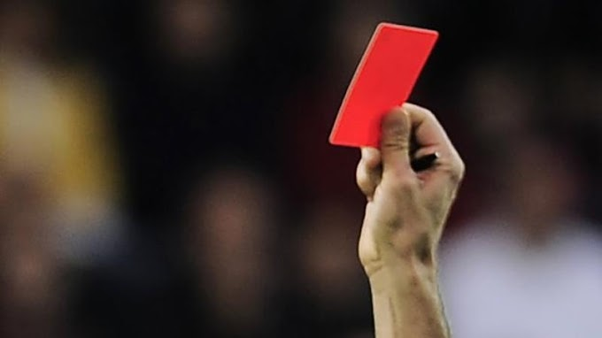 Referees suspended by Caf for 'poor performance'