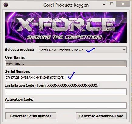activador corel draw x6