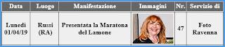 Foto: Presentata la Maratona del Lamone 2019