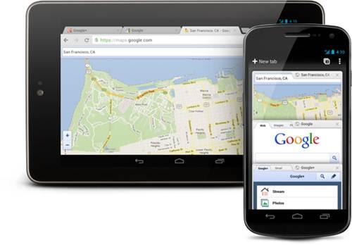 Download Google Chrome untuk Android (Tablet dan Handphone)