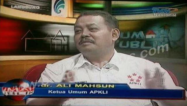 Presiden PKL: Tak Perlu Gaduh dan Naik Pitam, Presiden RI Pasti Ganti