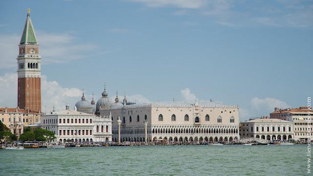 Venecia vaporetto 1 campanile viaje visitar