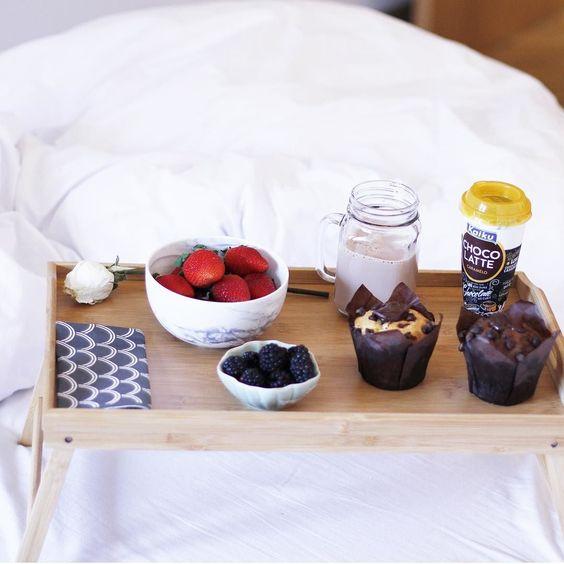 Desayuno bonito