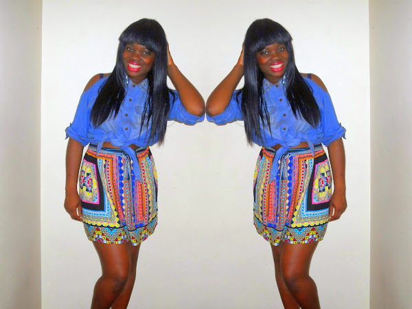 OOTD| WAREHOUSE TRIBAL SKIRT