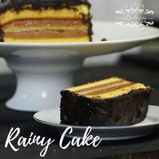 Ide Resep Rainy Cake Ala Kue Artis