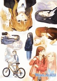جميع حلقات الأنمي White Album S2 مترجم