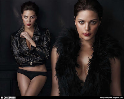 KC Concepcion In Rogue 4