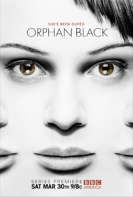 Orphan Black (TV Series) S01 DVD R1 NTSC Latino