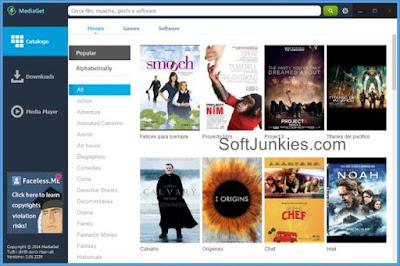 MediaGet Download, MediaGet for Android, MediaGet for Windows 8