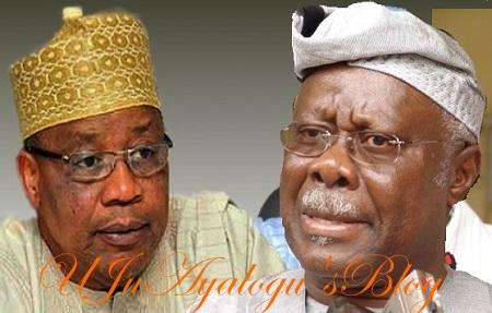 PDP National Chairmanship: IBB Dumps Bode George, Anoints OGD