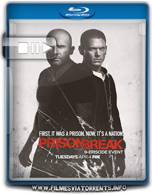 Prison Break 5ª Temporada (Prison Break: Sequel) Torrent