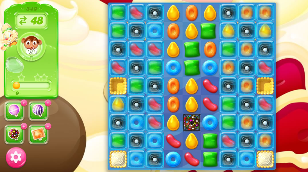 Candy Crush Jelly Saga 340