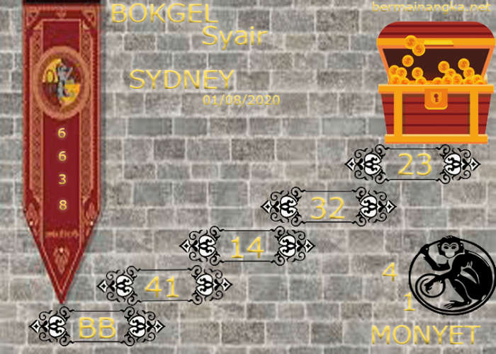 Kode syair Sydney Minggu 2 Agustus 2020 226