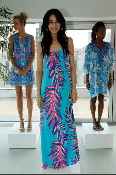 Preview: Lilly Pulitzer Resort 2016