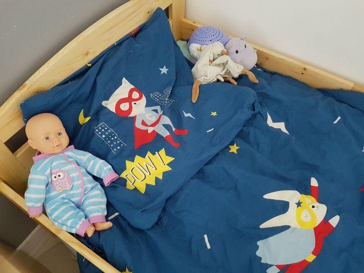 choisir le bon lit pour un enfant de 2 ans