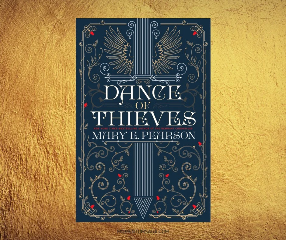 Resenha: Dance of Thieves, de Mary E. Pearson