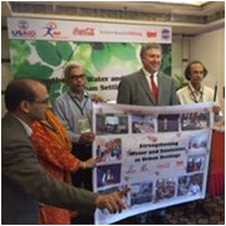 TERI University and USAID with Coca-Cola WASH CSR initiative